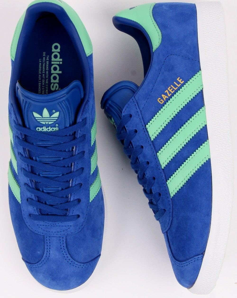 Adidas Gazelle Trainers Royal Blue