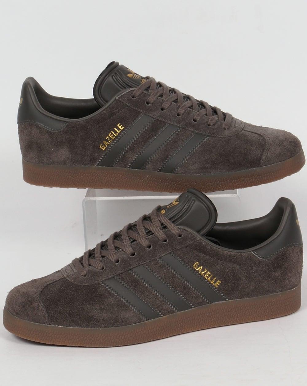 b4af64008e6 adidas Trainers Adidas Gazelle Trainers Utility Grey Gum