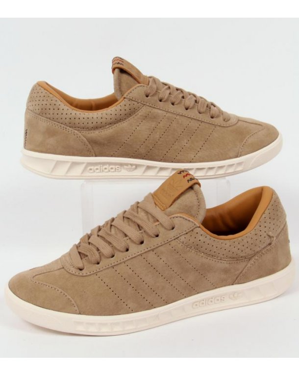 Adidas Hamburg Freizeit Trainers Hemp/chalk White