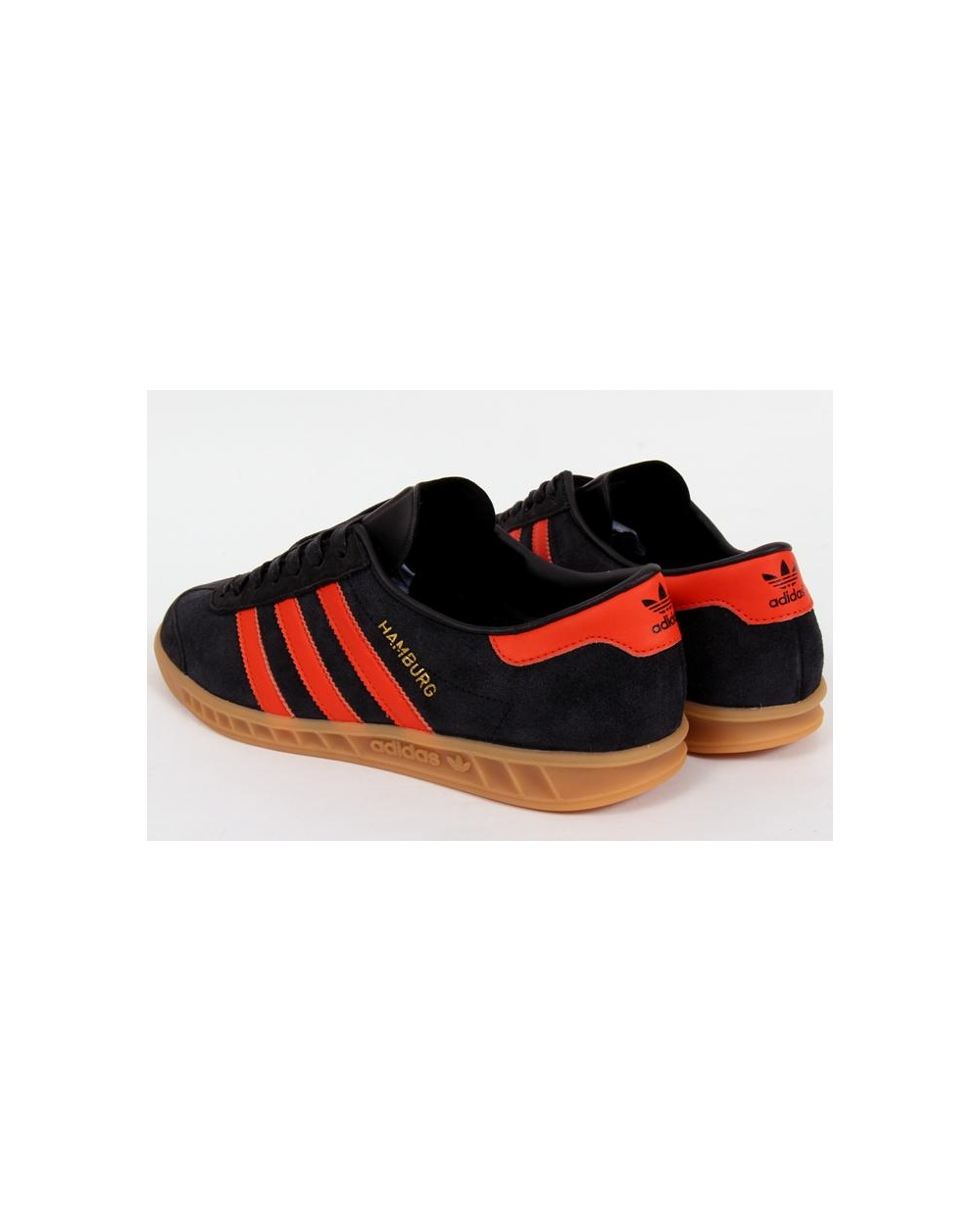 adidas hamburg black and orange