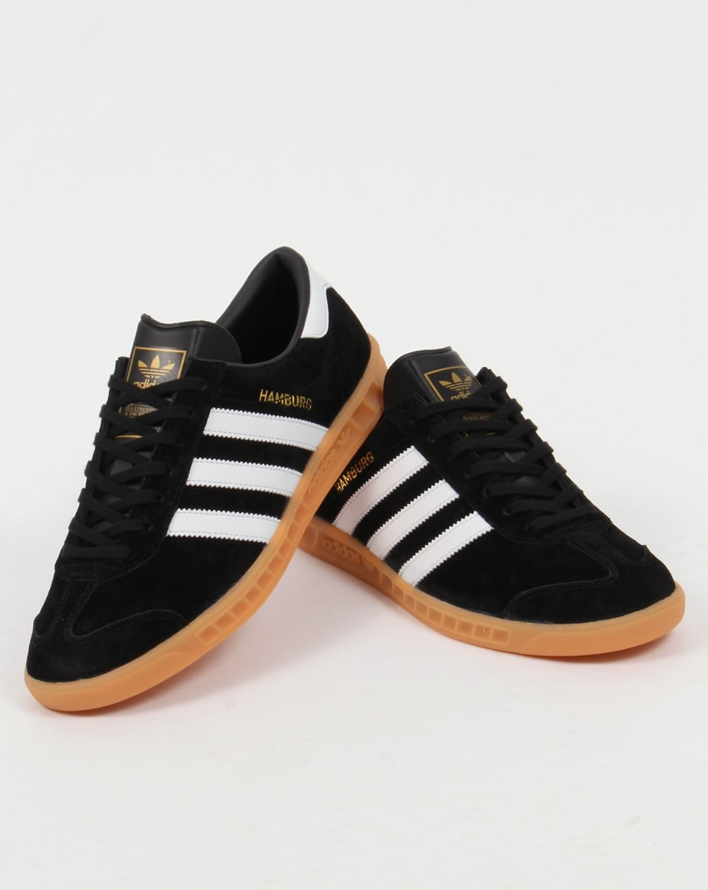 purchase cheap dd5b1 9d101 adidas hamburg gum sole