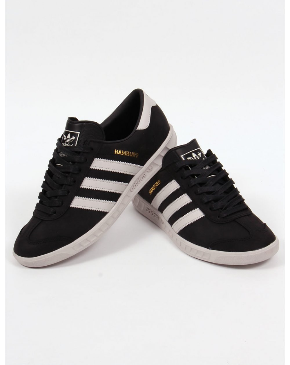 Mens Black Kickers Shoes