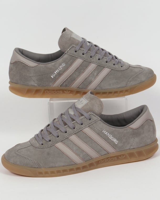 adidas grey black hamburg