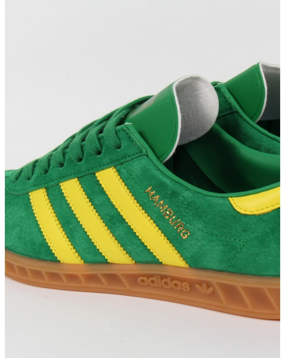 adidas hamburg green and yellow