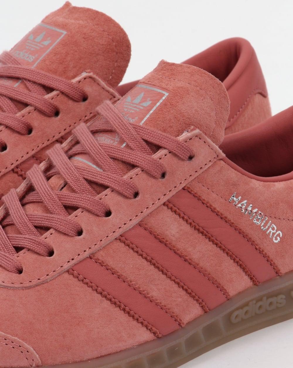 adidas hamburg pink mens