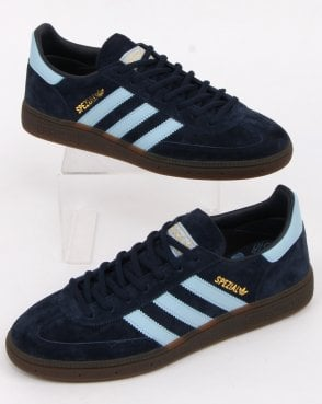 adidas Trainers Adidas Handball Spezial Trainers Navy/clear Sky