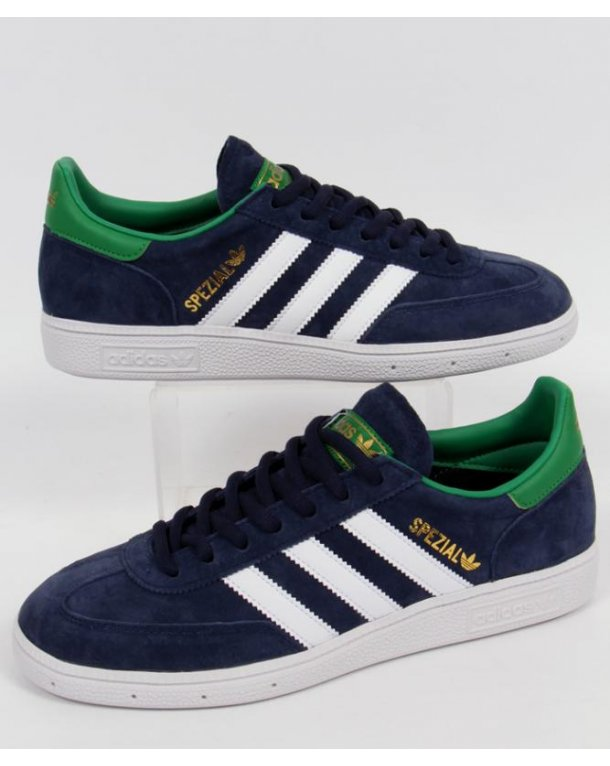 Adidas Handball Spezial Trainers Navy/white