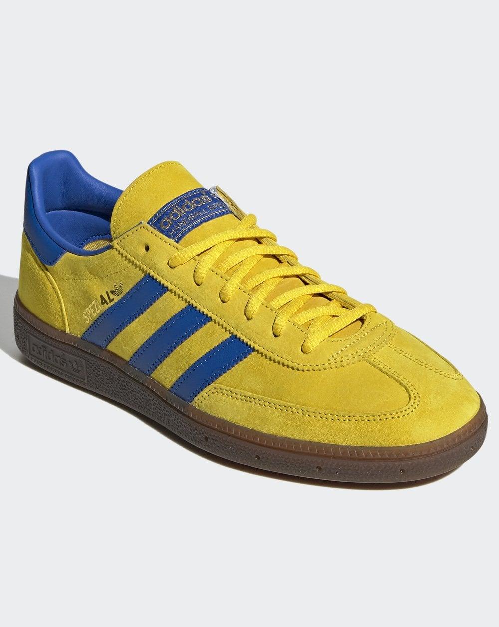 Adidas Handball Spezial Trainers Yellow/Blue