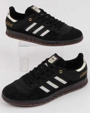 adidas Trainers Adidas Handball Top Trainers Black/off White
