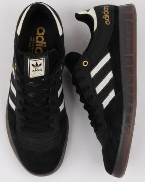 adidas Trainers Adidas Handball Top Trainers Black off White 4a2049759