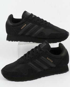 adidas Trainers Adidas Haven Trainers Black