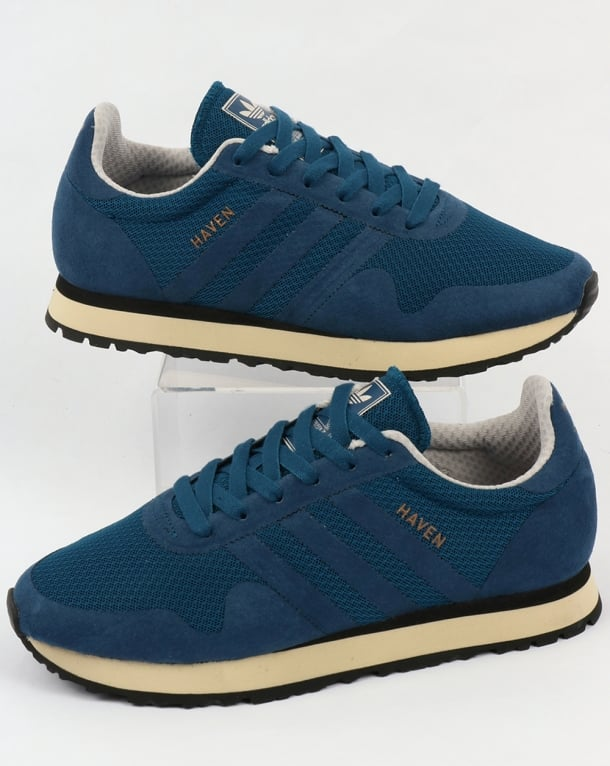 Adidas Haven Trainers Blue Night