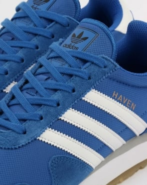 adidas Trainers Adidas Haven Trainers Blue/White/Gum
