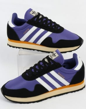 adidas Trainers Adidas Haven Trainers Energy Ink/White/Black