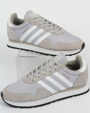 adidas Trainers Adidas Haven Trainers Light Grey/White