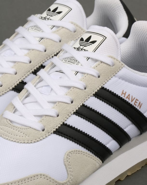 Adidas Trainers Adidas Haven Trainers White/black/gum
