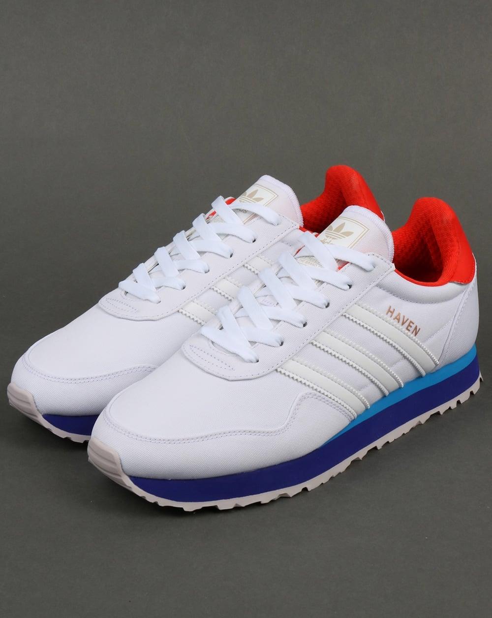 Adidas Originals Haven Trainers White