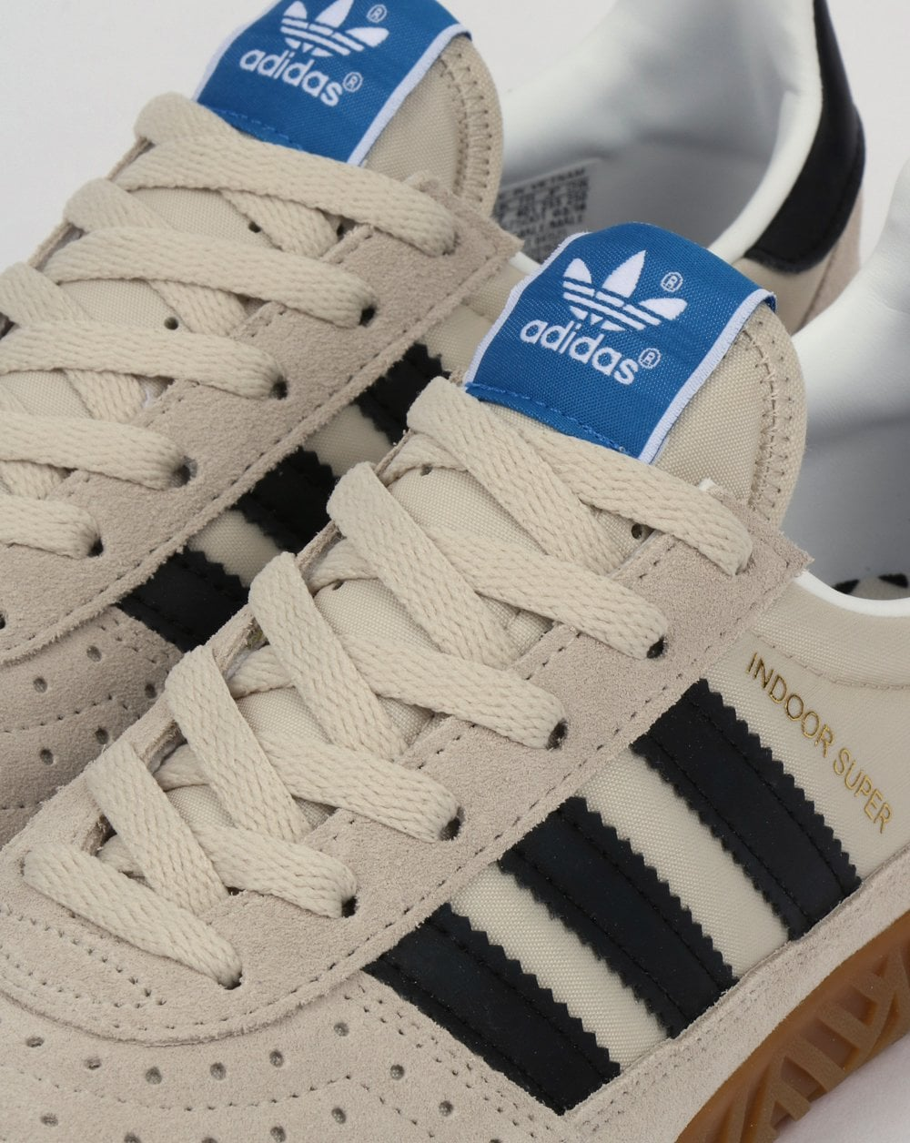 d470825de807 Adidas Indoor Super Trainers Brown,Black,shoes,squash,suede,mens