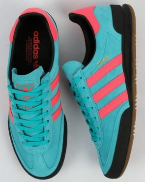 adidas Trainers Adidas Jeans Mk2 Trainers Energy Blue/Pink