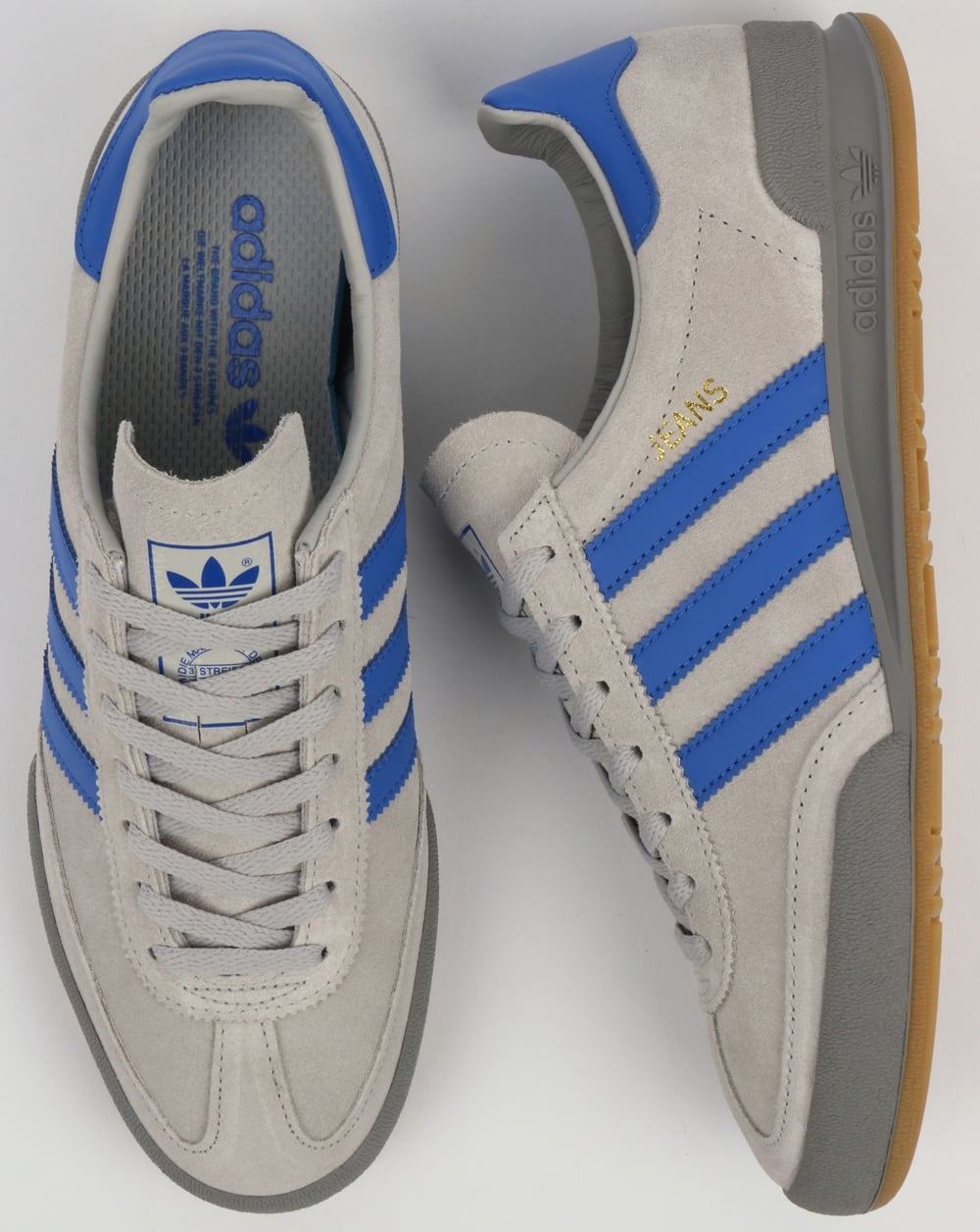 Trainers Jeans Blue Adidas Mk2 Greyhi Res OPk0wn
