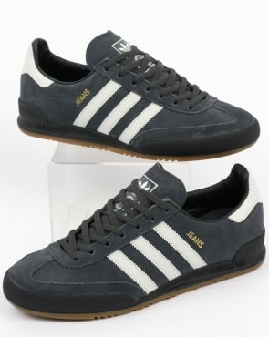 adidas Trainers Adidas Jeans Trainers Mk2 Carbon/Grey/Black