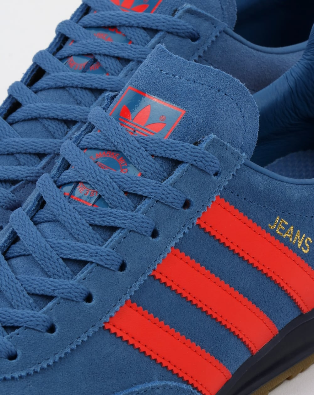 Cambiable busto Estrecho  adidas jeans mk2 blue and orange cheap online