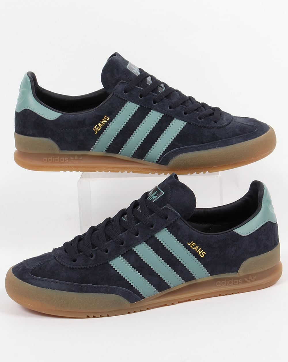 hot sale online 297ec c0392 adidas Trainers Adidas Jeans Trainers NavySky