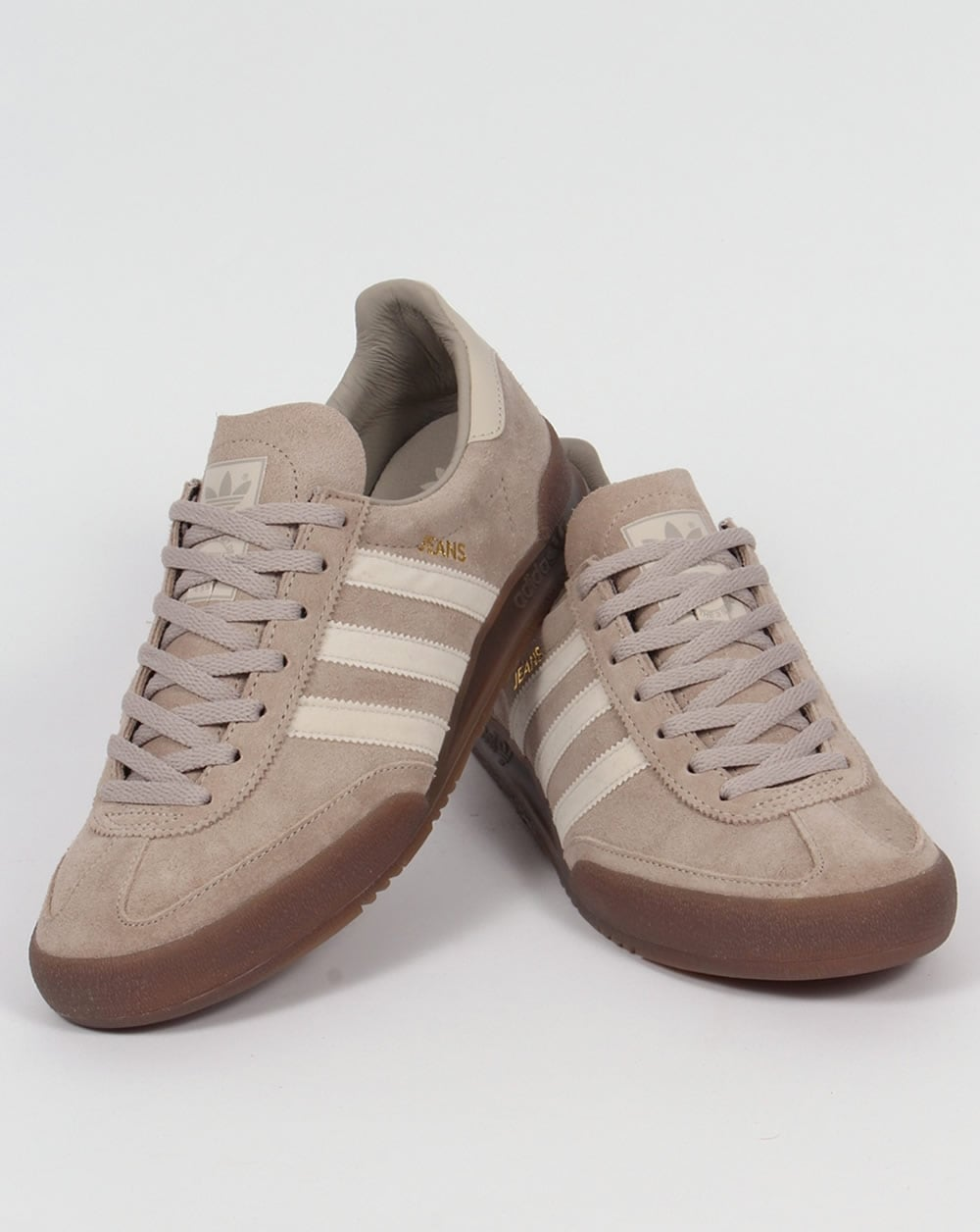 Light Brown Adidas Shoes