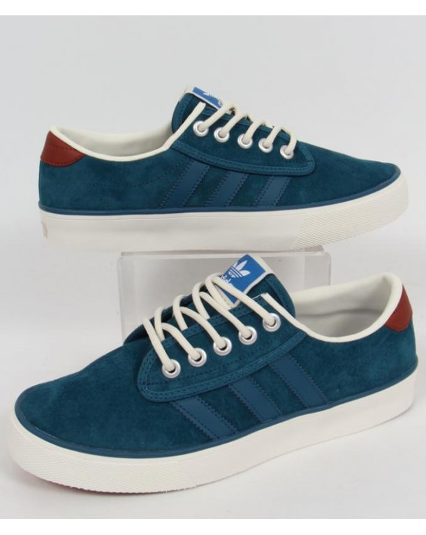 adidas originals kieler trainer teal blaue adidas originals kiel schuhe