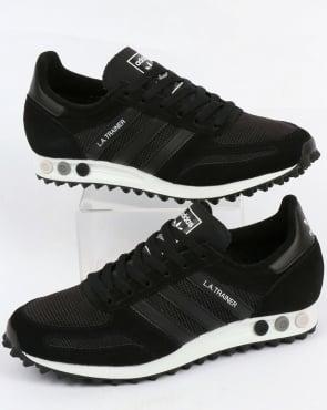 adidas Trainers Adidas LA Trainer OG Black
