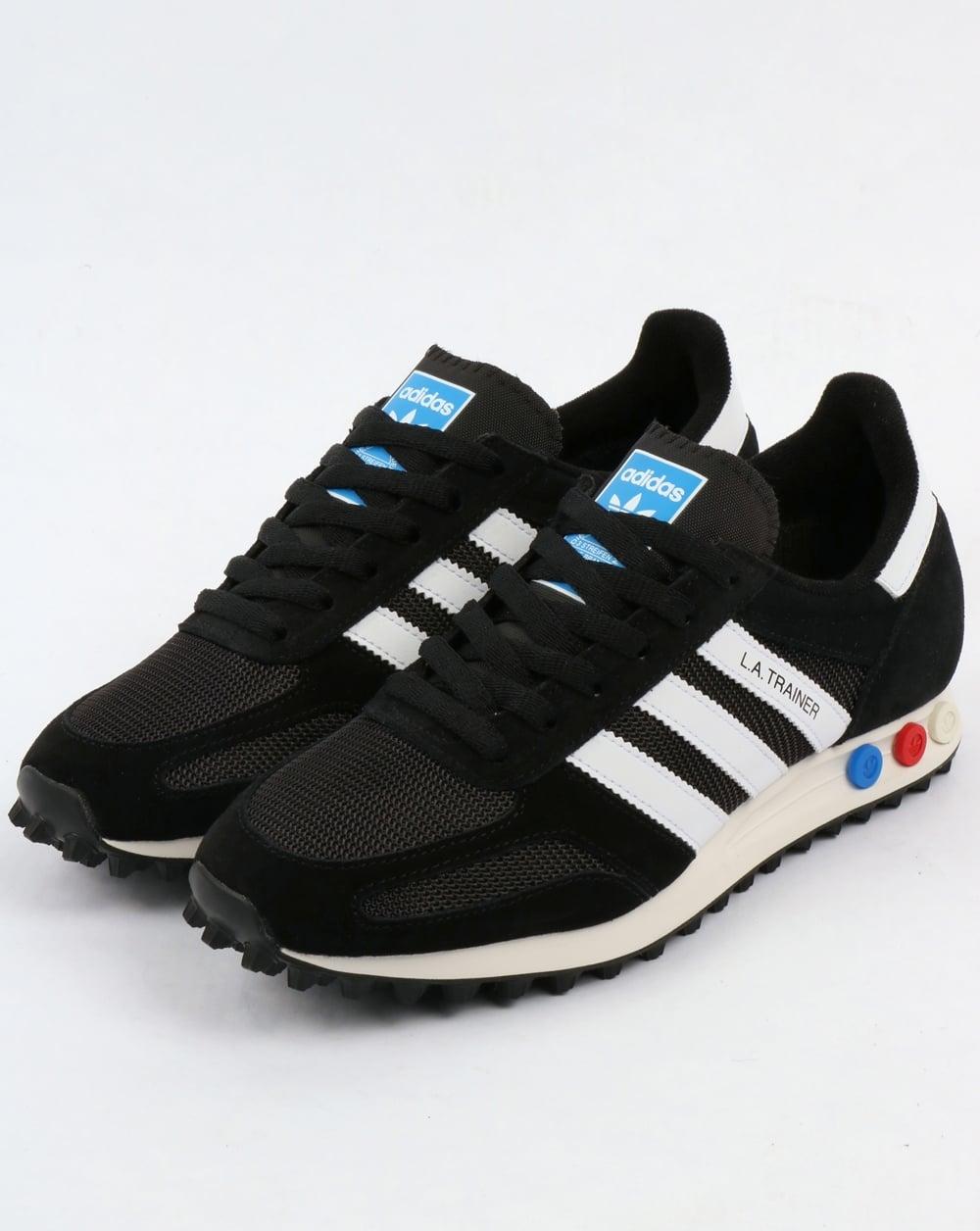 Adidas LA Trainer OG Black/White,shoes
