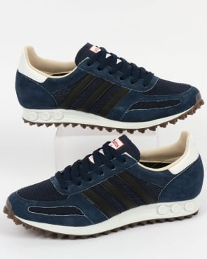 adidas Trainers Adidas LA Trainer OG Navy/Black