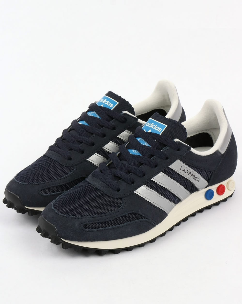 Adidas La Trainer Og Navysilver