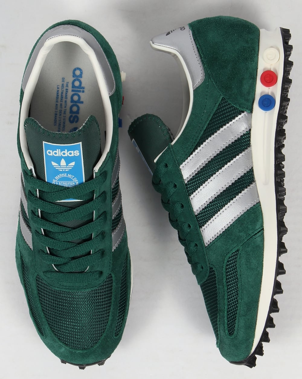 Herren adidas LA Trainer OG Schuhe grau Lo Sneaker SO49799109