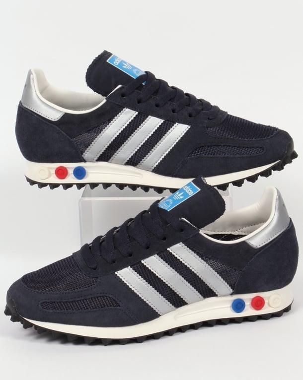 adidas la trainers mens blue