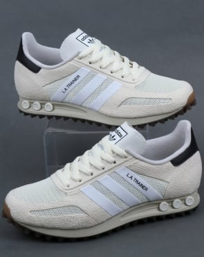 adidas Trainers Adidas La Trainer Og Trainers Off White/White/Gum
