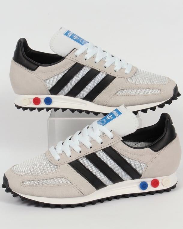 Adidas Trainers Adidas LA Trainer OG Trainers White/Black