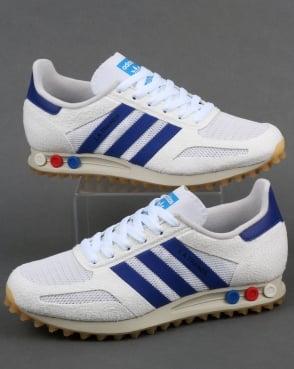 adidas Trainers Adidas La Trainer OG Vintage White/Mystery Ink