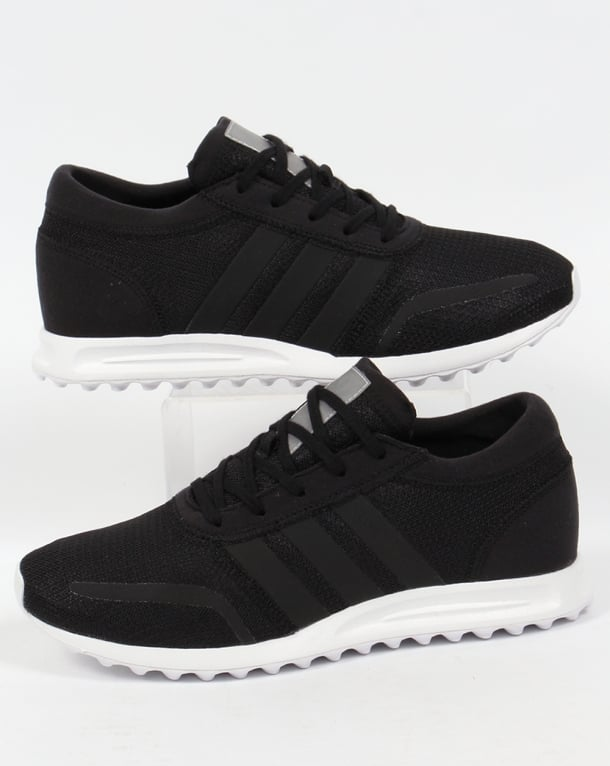 Adidas Los Angeles Trainers Black/Black