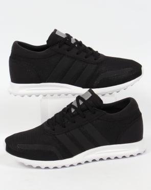 Adidas Trainers Adidas Los Angeles Trainers Black/Black