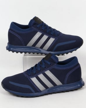 adidas Trainers Adidas Los Angeles Trainers Mystery Blue