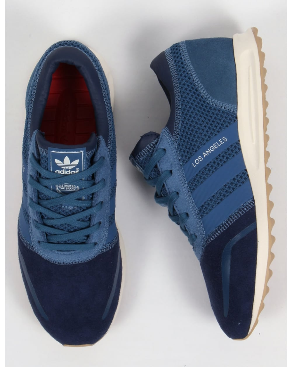 adidas los angeles trainers mens