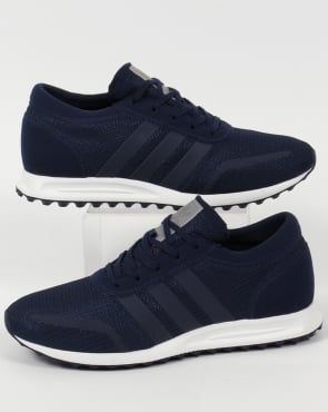 Adidas Trainers Adidas Los Angeles Trainers Navy