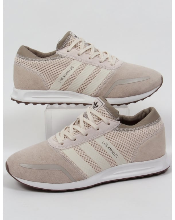 Adidas Los Angeles Trainers Off White/Sesame