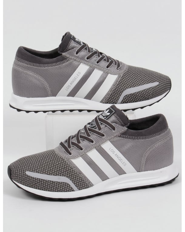 Adidas Los Angeles Trainers Solid Grey/White