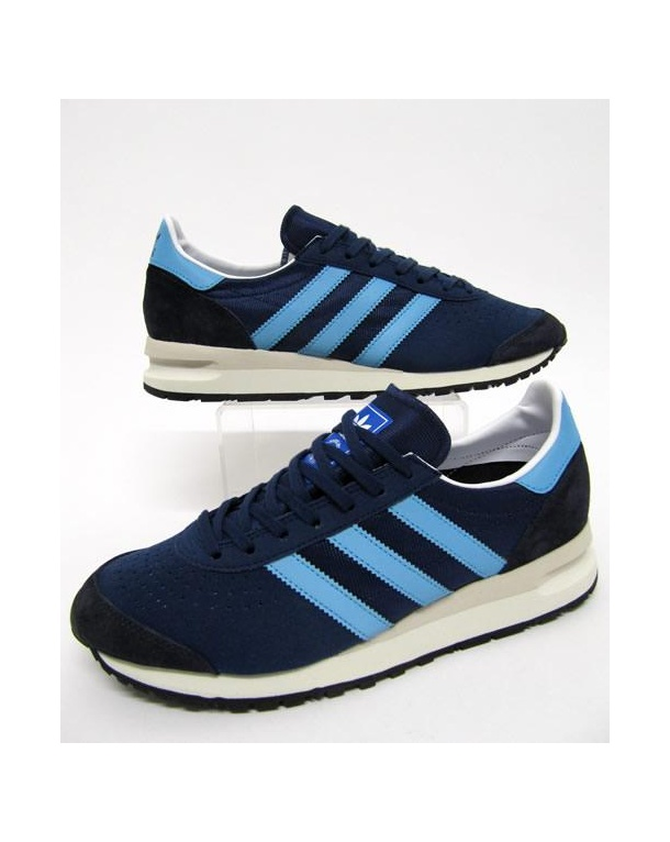 Adidas Marathon 85 Trainers Navy Argentina Blue Originals