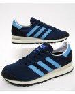 Adidas Marathon 85 Trainers Navy/Argentina Blue