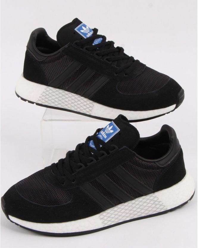 Tech Adidas Marathon Marathon Trainers Adidas Blackblack QdCBeEroWx