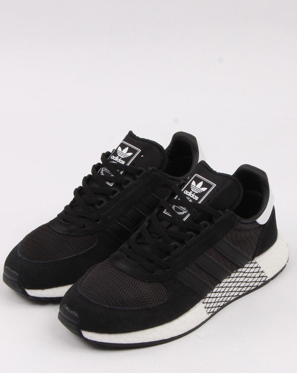 Adidas Marathon Tech Trainers Black