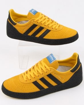adidas Trainers Adidas Montreal 76 Trainers Bold Gold/black